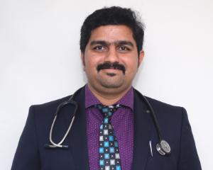 Dr. Shivalingaswamy Salimath - Best Pulmonologist in Bangalore